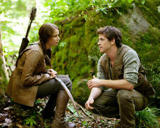 Liam Hemsworth Jennifer Lawrence the Hunger Games Poster or Photo