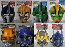 #15 TRANSFORMERS mask CHOOSE Party,Halloween,Carnival, Decor)