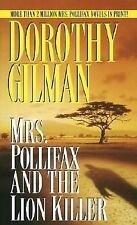 Mrs Pollifax Mystery: Mrs. Pollifax and the Lion Killer 12 by Dorothy Gilman PB