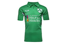 VX-3 Mens Help for Heroes Ireland Rugby Polo Shirt Sports Training Top