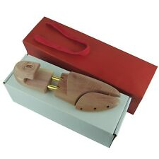 Gift Pack Aromatic Red Cedar Wooden Shoe Trees, Men's Size 5-14US/38-47EU