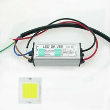 20W LED SMD Chip Bulb 30-32V LED Driver Supply High Power Waterproof IP65 CN