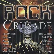 Metal Thunder Rock Crusade CD L.A. GUNS WARRANT SAIGON KICK LITA FORD UNION NEW