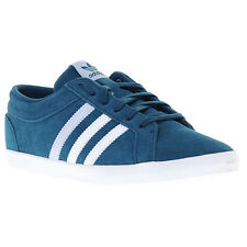 adidas Adria PS 3S W Shoes Trainers Trainers Blue suede NEU