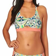 Roxy Bikini Tops - Roxy Keep It Roxy Sporty Bikini Top