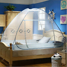 Folding Mosquito Net Netting Tent Canopy Curtains for Beds Home Bedroom Decor