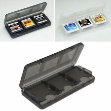 6 in 1 Game Card Storage Case Holder Cartridge Box for Nintendo 3DS DSI DS NDS