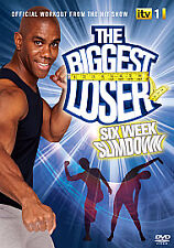 THE BIGGEST LOSER SIX WEEK SLIMDOWN - NEW / SEALED DVD
