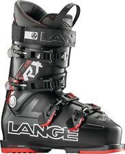 Boots Sci Allmountain Skiboot LANGE RX 100 BLACK RED stag 2015/16 NEW MODEL