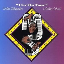 Live on Tour by Merl Saunders (CD, Oct-2006, 2 Discs, Blues Planet Records)