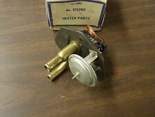 NOS 1970 Coronet Charger Belvedere Satellite Heater Water Control Valve