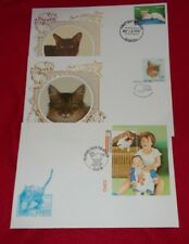 THEMATIC STAMPS CATS - VARIOUS - CHOOSE STAMPS