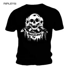 Official T Shirt DISCHARGE Punk Metal Band Classic LOGO Skull All Sizes