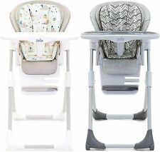 Joie MIMZY LX HIGHCHAIR Baby/Toddler Feeding Adjustable/Recline 6m+ - New