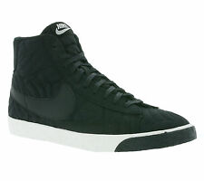 NEW NIKE WMNS Blazer Mid Premium SE Shoes Women's Sneakers Mid Black 857664 001