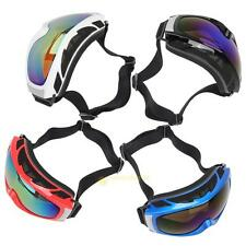 Ski Snowboard Snowmobile Goggles Double Lens UV400 Anti-fog/UV Motorcycle Skiing