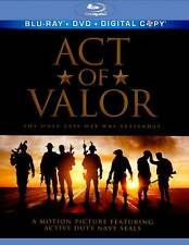Act of Valor (Blu-ray Disc, 2012, 2-Disc Set)