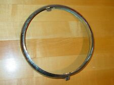 Harley Davidson Cycleray headlight Flathead Knucklehead Panhead Springer bezel