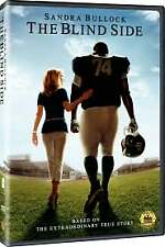 THE BLIND SIDE of MICHAEL OHER Football STORY Movie on a DVD with SANDRA BULLOCK