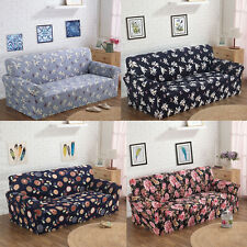 14 Color Sofa Stretch Cover Elastic 1 2 3 4 Seater Protector Couch Slipcover G