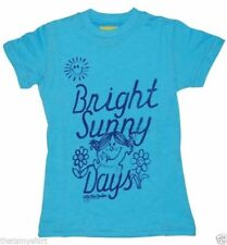 New Authentic Junk Food Little Miss Sunshine Bright Sunny Days Girls T-Shirt