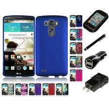 For LG G3 Snap-On Design Hard Phone Case Cover Charger Stylus