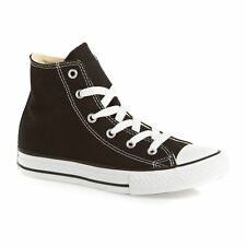 Converse Shoes - Converse Chuck Taylor All Star Youth Classic Hi Canvas Trainers