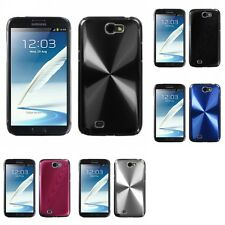For Samsung Galaxy Note 2 N7100 Aluminum Armor Cosmo Slim Hard Case Phone Cover