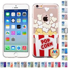 For Apple iPhone 6/6S [4.7] TPU Hard Case Skin Phone Cover