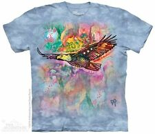 Russo Eagle The Mountain Adult Size T-Shirt