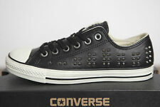 New All Star Converse Chucks low Leather Studded 542417c Gr.42 2-14