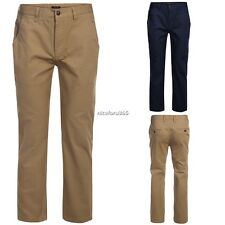 Men Relaxed Classic Fit Flat-Front Plaid Work Casual Pants N4U8