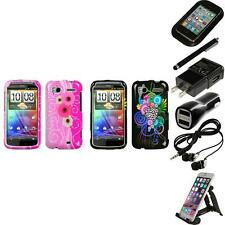 For HTC Sensation 4G Design Snap-On Hard Case Phone Cover Accessories