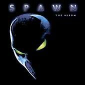 Spawn: The Album CD NEW!
