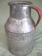 "Vintage ""SPECIAL DAIRY, CHICAGO"" Milk / Cream Can 1 Gal"