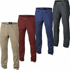 Oakley Golf Casual 50's Pants Slim Fit Cotton Mens Comfortable Golf Trousers