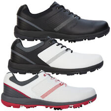 Stuburt 2017 Mens Hydro Sport Golf Shoes Lightweight Flexible Stable Cushioned