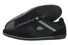 Lacoste Giron 116 2 SPM 7-31SPM0020024 Black Textile Shoes Medium (D, M) Men