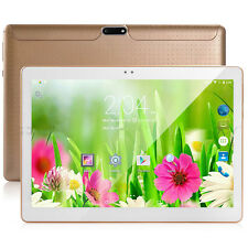 Android 5.1 10.1 Inch Dual SIM tablet Wi-Fi quad core Tablet IPS 16GB HD 2Camera