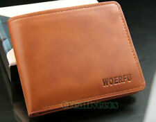Men Fashion Bifold Wallet Pocket Credit/ID Card Holder Clutch Coin Purse Pouch