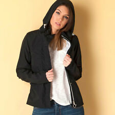 Womens Bench Easy Cotton Jacket In Black From Get The Label