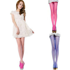 Womens New Fashion Bright Color Body Pantyhose Hot Summer Stockings Slim Sexy G