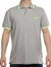 Polo Jersey T-shirt Man Men Fred Perry Made In Italy light and stretch 3144