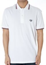 Polo T-shirt Men's Sweater Men Fred Perry Made In Italy pique united 2895