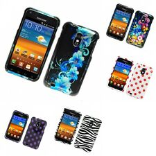 For Samsung Epic Touch 4G D710 Design Hard Snap-On Phone Case Cover Skin