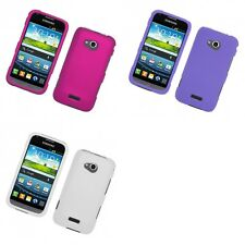 For Samsung Galaxy Victory 4G Hard Snap-On Rubberized Phone Skin Case Cover