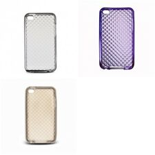 For iPod Touch 4th Generation Case TPU Rubber Slim Thin Flexible Cover