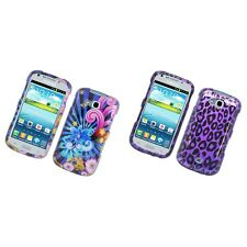 For Samsung Galaxy Axiom Admire 2 R830 Design Hard Snap-On Phone Case Cover Skin