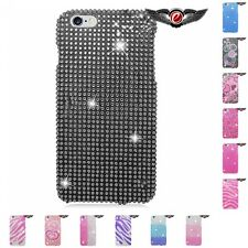 For Apple iPhone 6/6S Plus Case Diamond Bling Luxury Fashion Cute Hard Cover