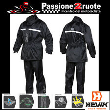 suit rain divisible hevik hrs102 dry light rain suit motorcycle scooter quad